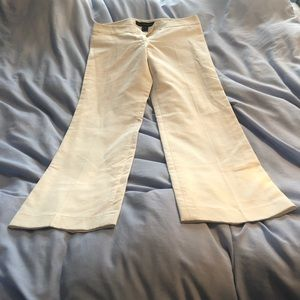 French Connection white pants